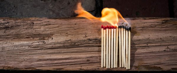 lighted-matches-on-brown-wooden-surface-67540